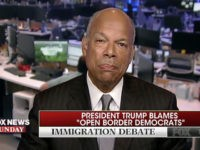 Obama DHS Sec Jeh Johnson: 'We Believed It Was Necessary' to Detain Children, Families