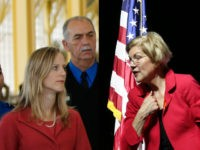 Kathy Kraninger and Elizabeth Warren