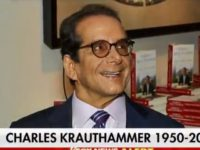 Watch: 'Special Report' Pays Tribute to Krauthammer