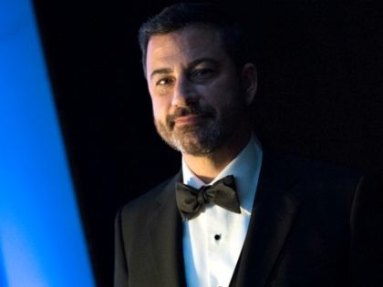 Jimmy Kimmel attends the American Film Institute's 46th Life Achievement Award Gala Tribute to George Clooney at Dolby Theatre on June 7, 2018 in Hollywood, California. (Photo by Emma McIntyre/Getty Images for Turner)