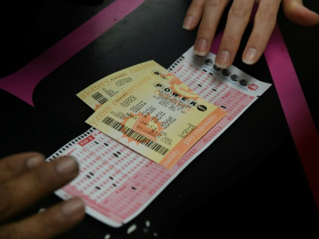 The second largest jackpot in US history, $758.7 million, has been won by a single ticket purchased in the small town of Chicopee, Massachusetts outside Boston, officials who run the Powerball lottery said Thursday - AFP/MARK RALSTON