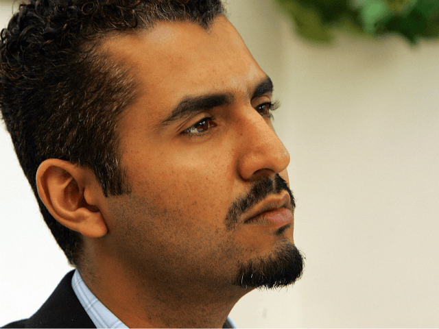 LONDON, United Kingdom: British muslim Maajid Nawaz addresses a press conference in London, 03 March 2006, where he recounted his experiences of torture in an Egyptian prison. Nawaz, Ian Nisbet and a third man Reza Pankhurst, arrived back in London on Wednesday after being released nearly four years after being …