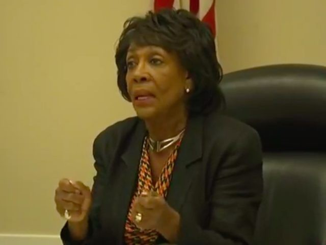 Maxine Waters (Fox News / Screenshot / Facebook)