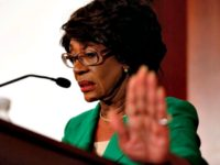 Maxine Waters Claims She Is 'Nonviolent' After Urging Protesters to 'Get More Confrontational'