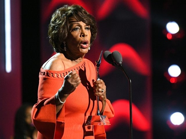 Honoree Congresswoman Maxine Waters accepts her award onstage during Black Girls Rock! 2017 at NJPAC on August 5, 2017 in Newark, New Jersey. (Photo by Dia Dipasupil/Getty Images for BET)