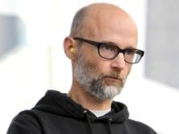 ALos Angeles CA - JANUARY 21: Moby, At Women's March Los Angeles, At Downtown Los Angeles In California on January 21, 2017. Credit: Faye Sadou/MediaPunch/IPX