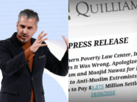 SPLC To Pay Maajid Nawaz $3.3 Million For Including Him on 'Hate List'