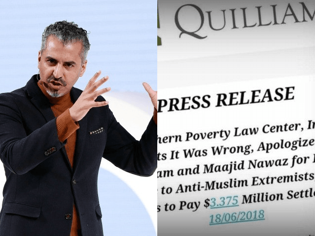 SPLC Settles With Maajid Nawaz Over 'Anti-Muslim Extremist' Label