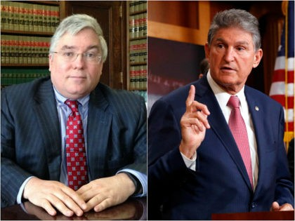 Patrick Morrisey and Joe Manchin
