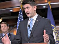 Nervous Republicans Ask Trump to Save Ryan's Amnesty Bill