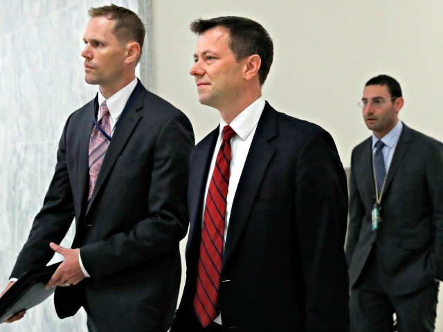 Trump: Peter Strzok 'Given Poor Marks' for Testimony