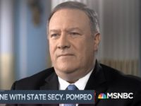 Pompeo: I Think China Poses 'The Most Serious Threat'