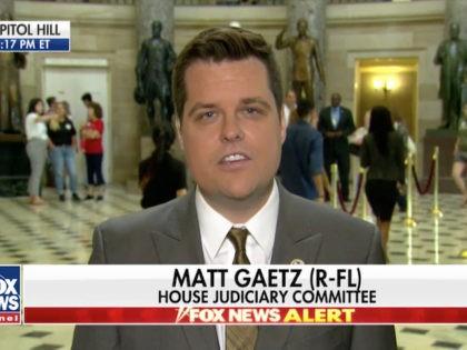 Rep Gaetz