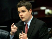 Matt Gaetz Makes No PAC Pledge: 'The American People Are My One and Only Special Interest'
