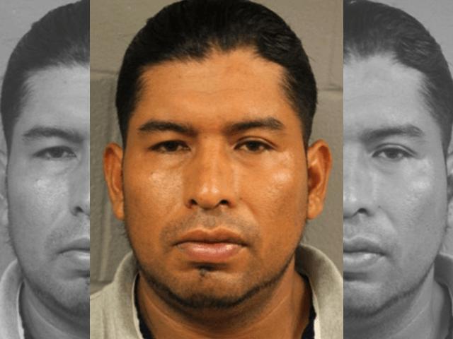Rigoberto Caballero Escobar mugshot - Harris County Jail