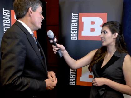 Amanda House interviews Senator Steve Daines
