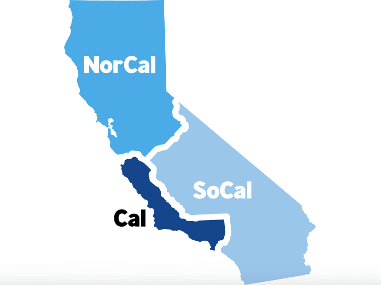 Cal 3: 'Three Californias' Referendum to Appear on November 2018 Ballot | Breitbart