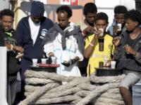 Migrant Ship Mediterranean