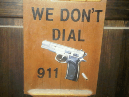 We don't dial 911 (Dennis Howlett / Flickr / CC / Cropped)