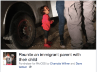 Facebook Allows 'Fake News' Photo to Raise $18 Million for Border Cause