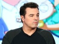 Creator/executive producer Seth MacFarlane of the television show Family Guy speaks onstage during the FOX portion of the 2018 Winter Television Critics Association Press Tour at The Langham Huntington, Pasadena on January 4, 2018 in Pasadena, California. (Photo by Frederick M. Brown/Getty Images)