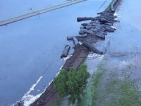 Crude Oil Tanker Leaks into Floodwater After Train Derails in Iowa