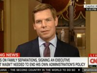 Swalwell: Ending Separations Is Good, But Trump EO 'Could Lead to Family Internment Camps'