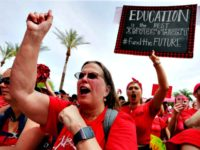 Teachers Union Protests