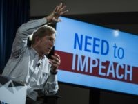 Tom Steyer Publishes Thanksgiving Guide to Convincing Relatives to Impeach Trump