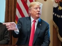 Trump Cave (Mandel Ngan / AFP / Getty)