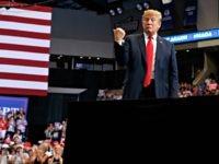 Trump Fargo Rally