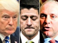 Trump, Ryan, Scalise
