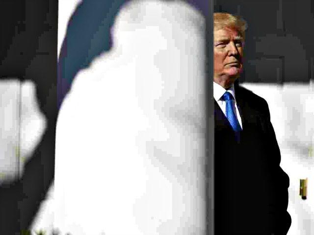 Trump, pillar