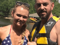 Andrea Lee, Husband