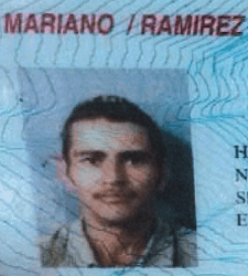 Identification photo of Mariano Ramirez-Quintanilla. (Brooks County Sheriff's Office)