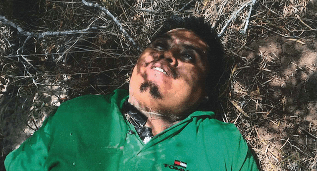 Unidentified body of an illegal immigrant found dead in Brooks County. (Photo: Brooks County Sheriff's Office)