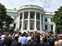 WH Military Ceremony