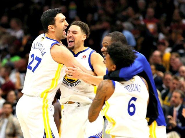 Warriors Win