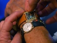 Watches for daylight savings time (Loic Venance / AFP / Getty)