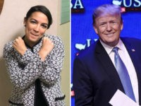 Donald Trump Agrees with Alexandria Ocasio-Cortez: Veterans Affairs 'Is Doing Great'
