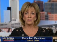 Angel Mom Mary Ann Mendoza interview with Fox Business Lou Dobbs