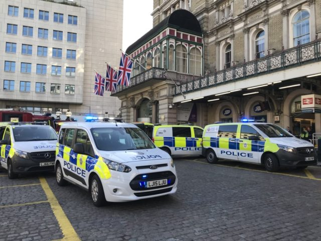 charing cross BTP