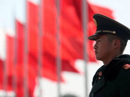 China arrested a U.S. citizen in 2016 on charges of espionage, a Hong Kong newspaper reported Wednesday. Photo by Stephen Shaver/UPI