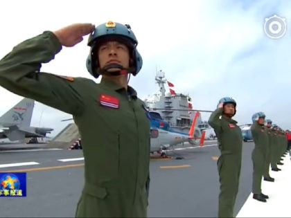 Chinese Navy Propaganda Video Reveals Anger over RIMPAC Snub