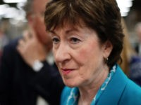 Sen Collins: 'I Was Appalled' by Trump's Tweet About Kavanaugh Accuser