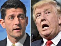 Donald Trump Plans to 'Make Changes' to Paul Ryan Amnesty Bil