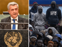 filippo grandi migrants