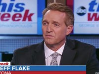 Flake Calls on Trump to Stop His Attacks on Democrats Over Immigration