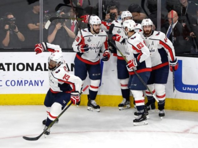 Capitals Beat Golden Knights 4-3, Win Their 1st Stanley Cup