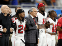 Falcons Protest